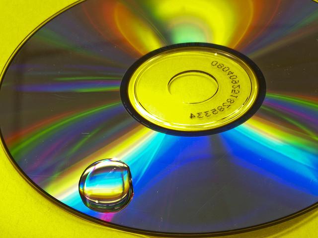 Восстановление данных с компак-дисков